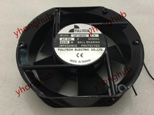 Free Shipping Emacro FULLTECH UF-15P23 H AC 230V 42/36W 50/60Hz 2-wire 179mm 172x150x51mm Server Cooling Round fan
