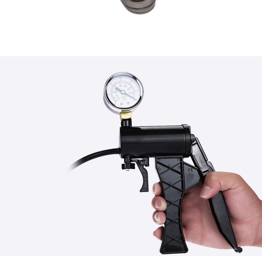Semo P61B2 Hand-drive Penis Enlarge Pump Manual Operation Vacuum Adult Product for Men Sex Products 8