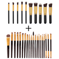 30Pcs Makeup Brush Set Professional Powder Eyeshadow Eyebrow Blush Foundation Brush Cosmetic Make Up Brush Pincel Maquiagem