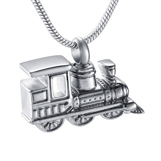 Lcc001 personalized mini train stainless steel cremation jewelry lcc001 personalized mini train stainless steel cremation jewelry pendants hold humanpet memorial ashes keepsake aloadofball Choice Image