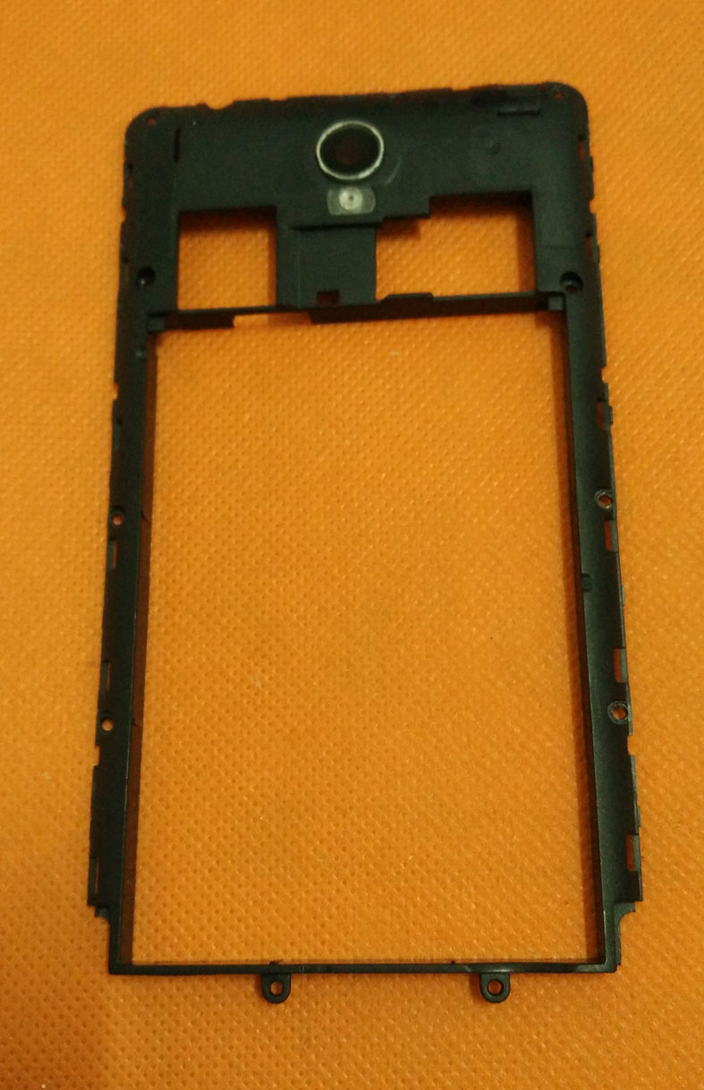 Used Original Back Frame case + Antennas for OUKITEL K4000 MTK6735 Quad Core 5.0 HD 1280x720 Free shipping