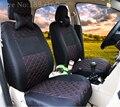 2 передние сиденья Универсальный автокресло обложка для lada все модели 110 111 112 Калина Нива автомобильные аксессуары