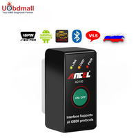 Wireless OBD2 OBD Automotive Scanner ANCEL AD210 Bluetooth Auto Fault Code Reader For Car Diagnostics Tool