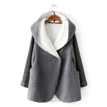 Женский кардиган с капюшоном, вязаный свитер, рукав летучая мышь, осень и зима, новые модные толстые женские свитера, Vestidos MMY50183