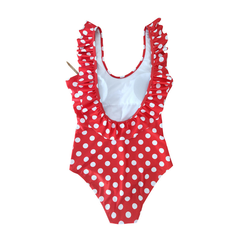 Summer Mother Daughter Son Swimwear Family Matching Outfits Mom Kids One-Piece Swimsuit Bikini Bathing Suit Son Shorts Swimwear (8)