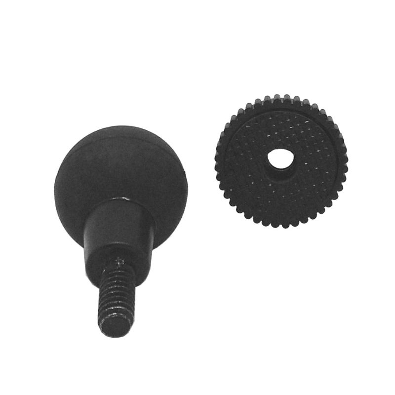 Rubber Ball Head Mount To 1/4 Screw Adapter Tripod Adapter For Ram Mount Gopro Action Camera GPS Ball Mount Holder Accessories