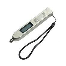 TV200 ручка типа Вибрация частотомер диапазон скорости 10 Гц-1 кГц оборудование для обнаружения безопасности