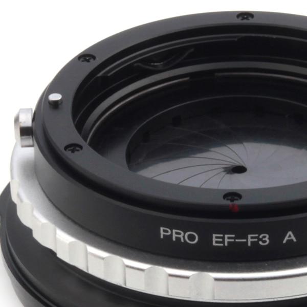 Juego de anillo adaptador para montura de lente Canon EOS EF para - Cámara y foto - foto 3