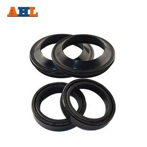 AHL 41x54x11 /41 54 Motorcycle Front Fork Oil Seal & Dust Seal For HONDA CB-1 CB1 CB400 CBR400 CB750 HORNET 250 MAGNA CB 400 750(China)