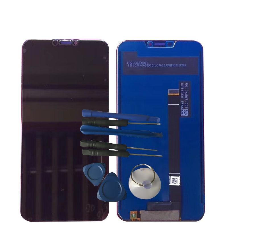 Original 6.2 ''1080x2246 LCD pour ASUS ZenFone 5 ZE620KL écran LCD affichage pour Zenfone 5 2018 Gamme écran tactile numériseur