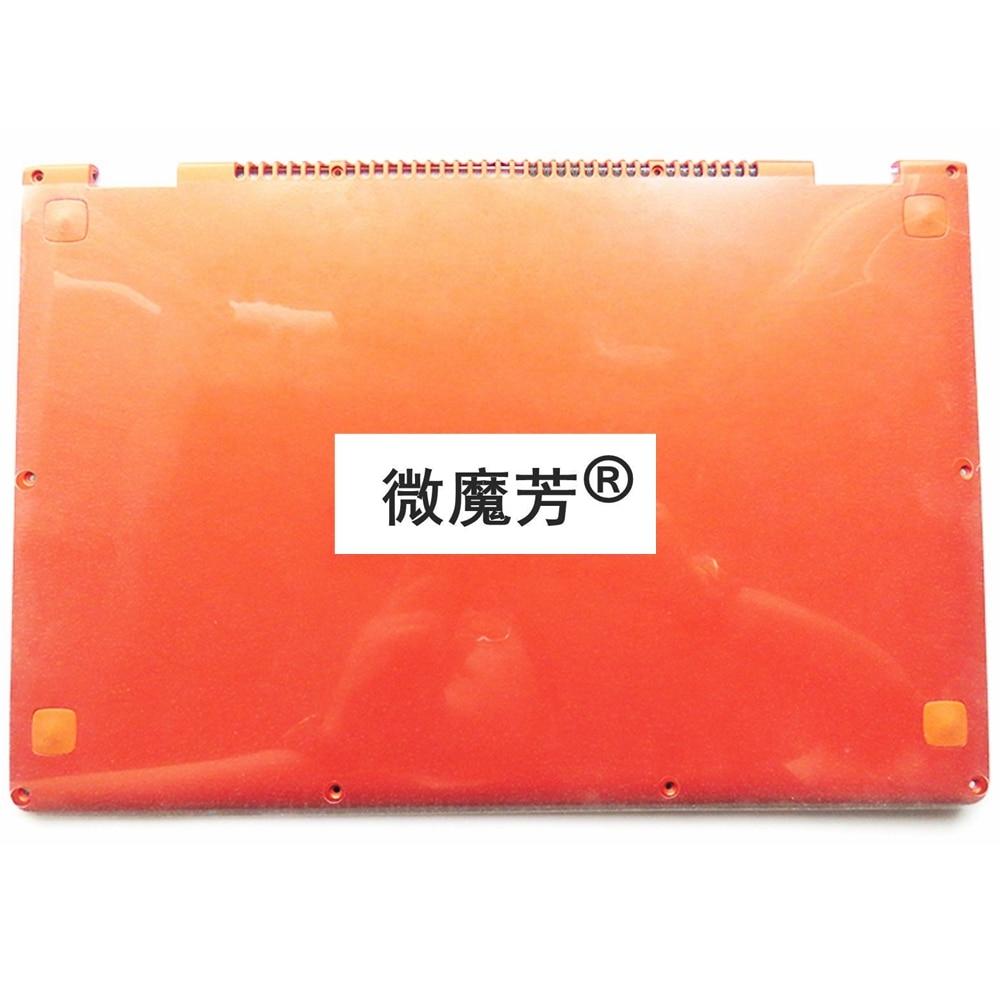 99% NEW Laptop Bottom Base Cove For Lenovo FOR YOGA 13 orange D shell 11S30500246