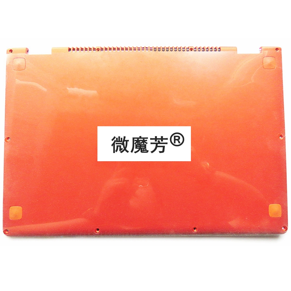 99% NEW Laptop Bottom Base Cove For Lenovo YOGA 13 orange D shell 11S30500246 new for lenovo ideapad yoga 13 bottom chassis cover lower case base shell orange w speaker l