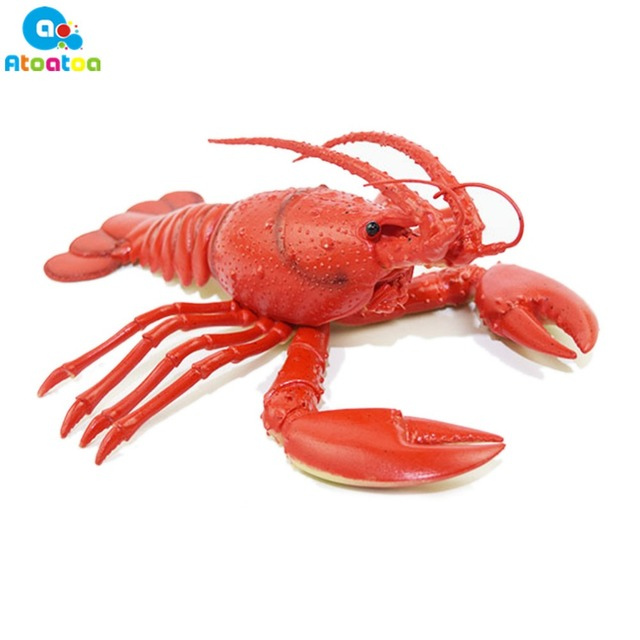 Practical Jokes Toys Lobster Crab Model Simulation Lobster Sound Fun ...