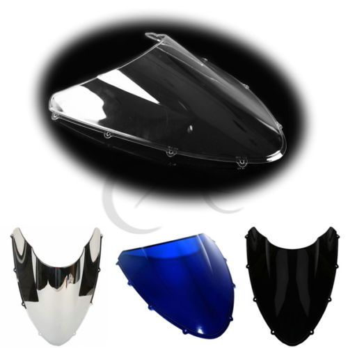 For DUCATI 848 1098 1198 Motorcycle Windscreen Windshield Screen Protector