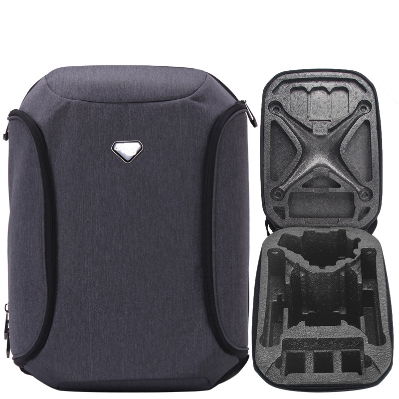 DJI Phantom 3 /4 accessories Waterproof Wear-resistant Material Backpack Shoulders Bag For DJI Phantom 4 RC Drone easttowest dji spark accessories hard shell dji spark backpack waterproof storage bag for spark body remote all accessories