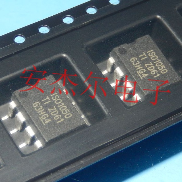 10pcs/lot ISO1050DUBR ISO1050 ISO1050D SMD-8 In Stock