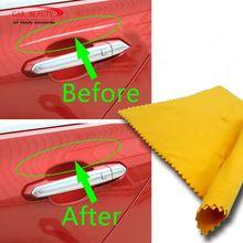 Car Scratch Repair เครื่องมือพื้นผิวซ่อม Rag สำหรับไฟรถยนต์สีรอยขีดข่วน Remover รถอุปกรณ์เสริม