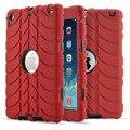 Для Apple iPad Mini 1 2 3 Case Дети Ребенок безопасный Броня Противоударный Heavy Duty Прочный Тройной Слой Силикона Hard Case крышка