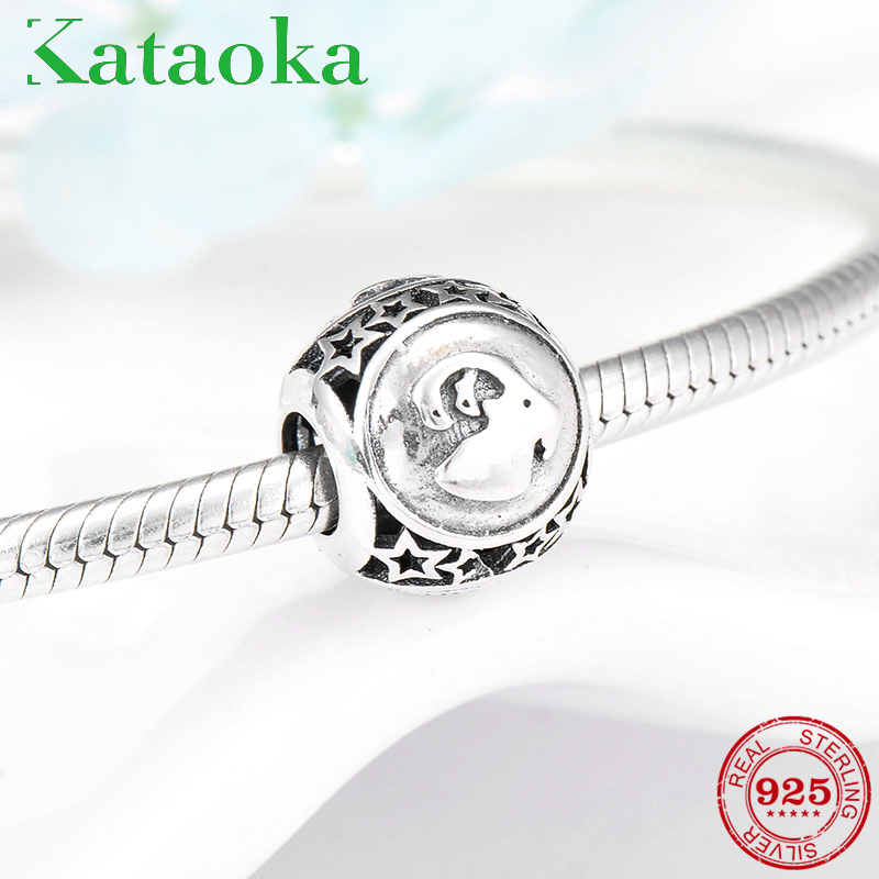 Beads Pisces Star Sign Charm Beads Diy Fits Pandora Original Charms Bracelet 925 Sterling Silver Jewelry For Women Men Gift Fl413 New Varieties Are Introduced One After Another