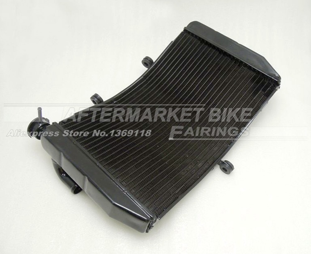 Motorcycle Radiator for HONDA CBR600F4I CBR600 F4I 2001-2007 Aluminum Water Cooling Replacemen new listing motorcycle accessories radiator cooler aluminum motorbike radiator for honda cbr400 nc29