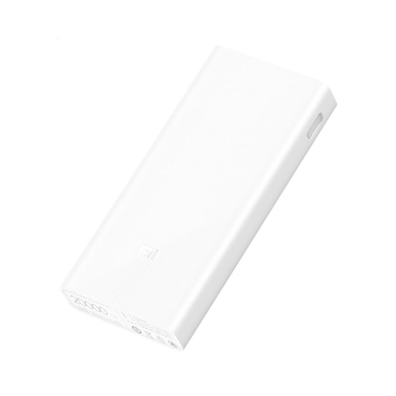 20000 mAh Xiaomi Mi Banca di Potere 2C Intelligente di Ricarica Veloce QC3.0 Caricatore Portatile Batteria Esterna della banca di Potere per il Telefono Mobile20000 mAh Xiaomi Mi Banca di Potere 2C Intelligente di Ricarica Veloce QC3.0 Caricatore Portatile Batteria Esterna della banca di Potere per il Telefono Mobile