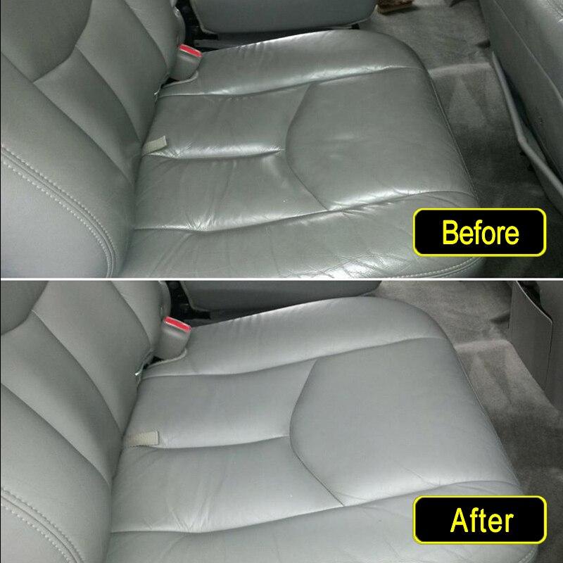 Восходящая звезда RS-B-CC07 Cockpit кожаное сиденье и винил пластик очиститель интерьера кожи очистки решение 125 мл комплект для DIY пользователей