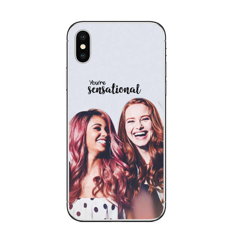 Riverdale TV Jughead Jones Woz fashion phone case cover for apple iPhone 6 6S 7 8 Plus X XR XS MAX 5 5S SE cute girl phone shell