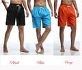 Milankerr Летние Мужчины Пляж Совета Шорты Мужские Шорты Повседневная Совета Купальники Пляж Сплошной Цвет Бренда Ствол быстросохнущие короткие