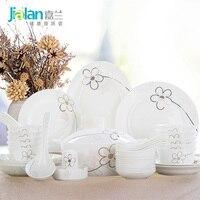 Guirlande bone herfst fluistert 50/56 hoofd servies vaatwerk praktische ceramics huwelijkscadeau