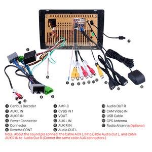 "Image 5 - Harfeyรถ 4 Core HD 2DIN 9 ""สเตอริโอบลูทูธAndroid 10.0 GPS NaviสำหรับVolvo XC90 2004 2005 2014 เครื่องเล่นมัลติมีเดียวิทยุRDS"