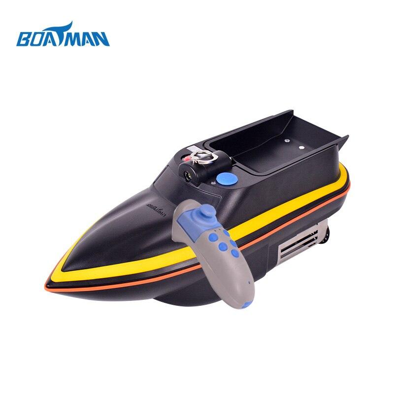 Barco de Pesca para Isca Mini2a Plástico Abs Automático Mini2a