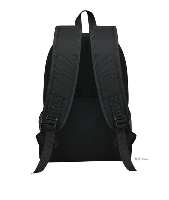 Аниме рюкзак Милый во франксе черный 5