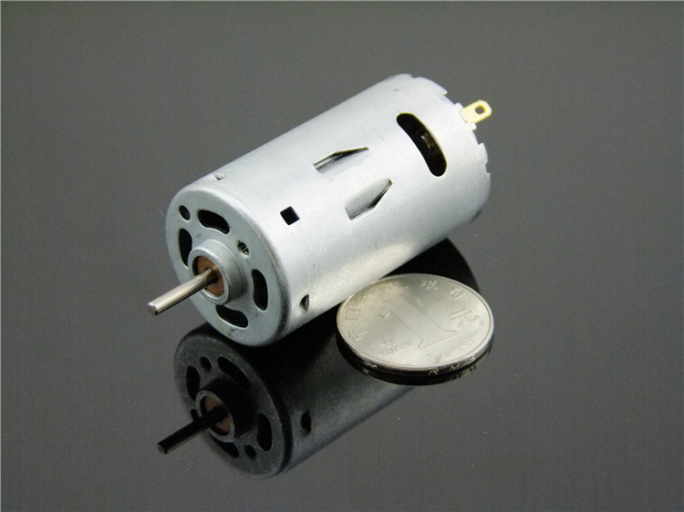 6500RPM / 13000RPM / 26000RPM 1PCS R390 Motor Micro 6V 12V 24V DC For DIY Toy Four-wheel Scientific Experiments Solar Motors