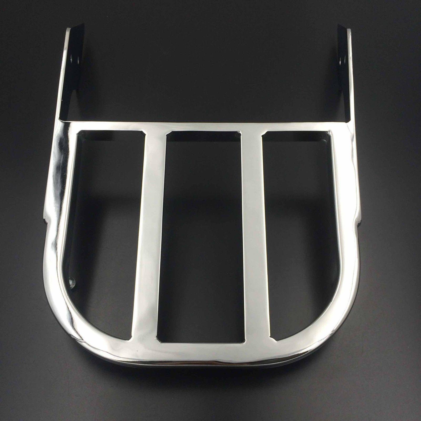 Хром Сисси бар багажная сетка для Honda VTX 1300С VTX 1800C мотоцикл Новый