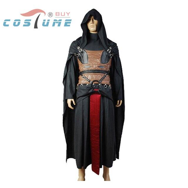Disfraz de Star Wars Darth Revan Cosplay disfraz traje de jedis ...