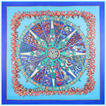 Европа и большом перец богемия вырос компас шелковые шарфы