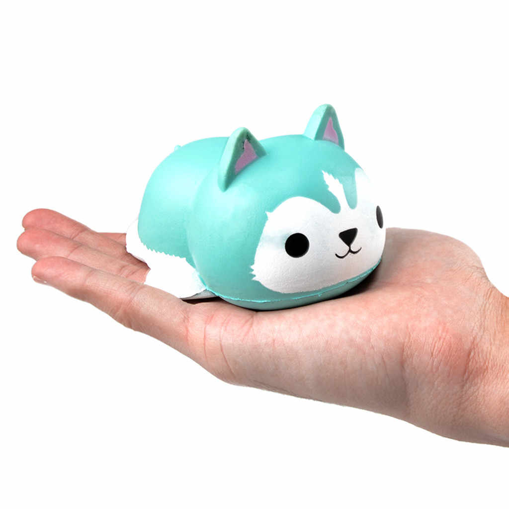 Relax toys cute skuishy animales Beauty Rabbit Slow Rising Cute Squishies Toy Squishes Stress Relief Toy for Kids soft D300102