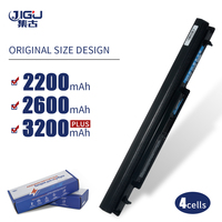 JIGU 4 ячейки для ASUS A46 E46 K46 K56 R405 R505 R550 S40 S405 S46 S505 VivoBook S550 S56 U48 U58 V550 серии