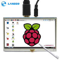 LCD HDMI Touch Screen 5 Inch Display TFT 800 480 For Banana Pi Raspberry Pi 3