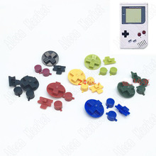 100sets Game Shell Buttons for Nintendo GB Brick GB Game Cover Shell Button (Game Shell Is Not Include)