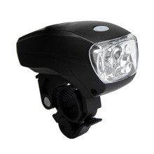 New Cycling Bike Bicycle Super Bright 5 LED Front Head Light HeadLight Lamp 3-Modes Torch Bike Accessories