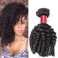 Great Hair Big Promotion Peruvian Human Hair Extension 7A Aunty Buncy Curls 4 Pcs Lot Soft And Bonucy Spring Curly 2016 Hot Sale