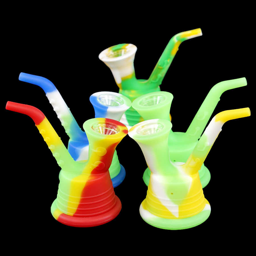 530+portable <strong>smoking</strong> glass pipe durable delicate tobacco pipe e