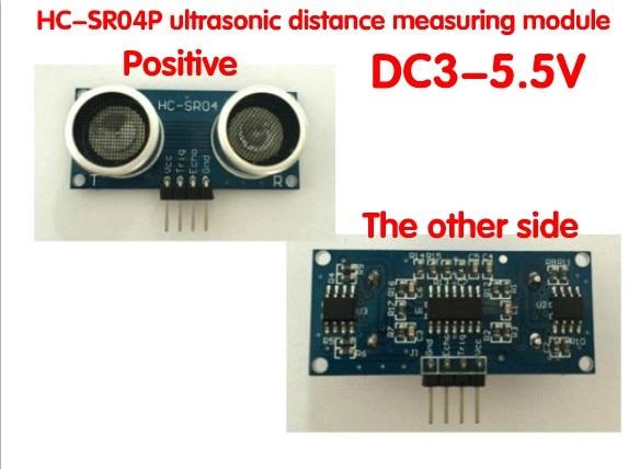 Hc-sr04p Ультразвуковой Начиная Модуль начиная Сенсор модуль 3-5.5 В широкий Напряжение производительности сильнее