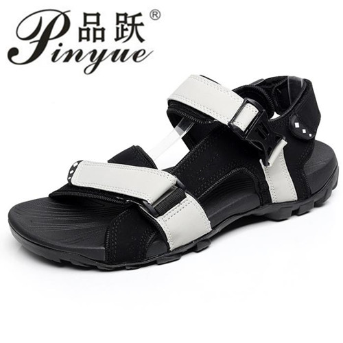 Male Female Non-Slip Rubber Shoes 2018 Vietnamese Sandals Roman Fashion Casual Shoes Men Summer Beach Sandalias Masculinas