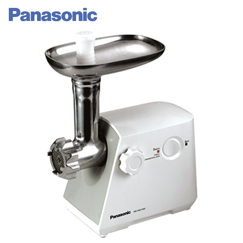 Panasonic MK-MG1300WTQ Meat grinder electric powerful household home, Slicer Multi-functional Meat Mincer Kitchen Tools jiqi 400w household electric meat grinder multifounctional meat chopper for sausage vegetable electrical meat mincer