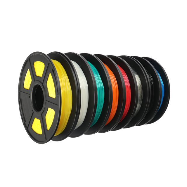 ANYCUBIC TPU Filament Plastic For 3D Printer 1.75mm 500g/Roll Flexible Color Optional Rubber Consumables Material for RepRap