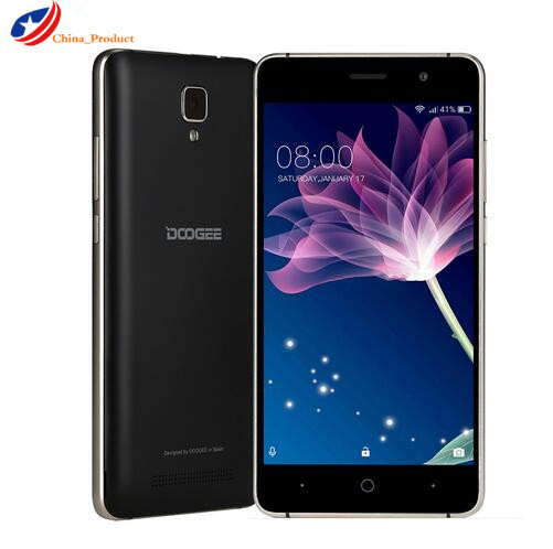 Doogee X10 5 0 inch Android 6 0 MT6570 Smartphone 512MB RAM 8GB ROM Dual Sim