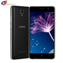 Doogee X10 5.0 inch Android 6.0 MT6570 Smartphone 512MB RAM 8GB ROM Dual Sim 480*854 5MP Camera 3360mAh Dual ID Unlocked Phone