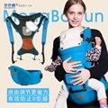 В течение трех сезонов одно плечо многофункциональный талии стул ребенка дышащий ребенок , проведение одного ремень кенгуру